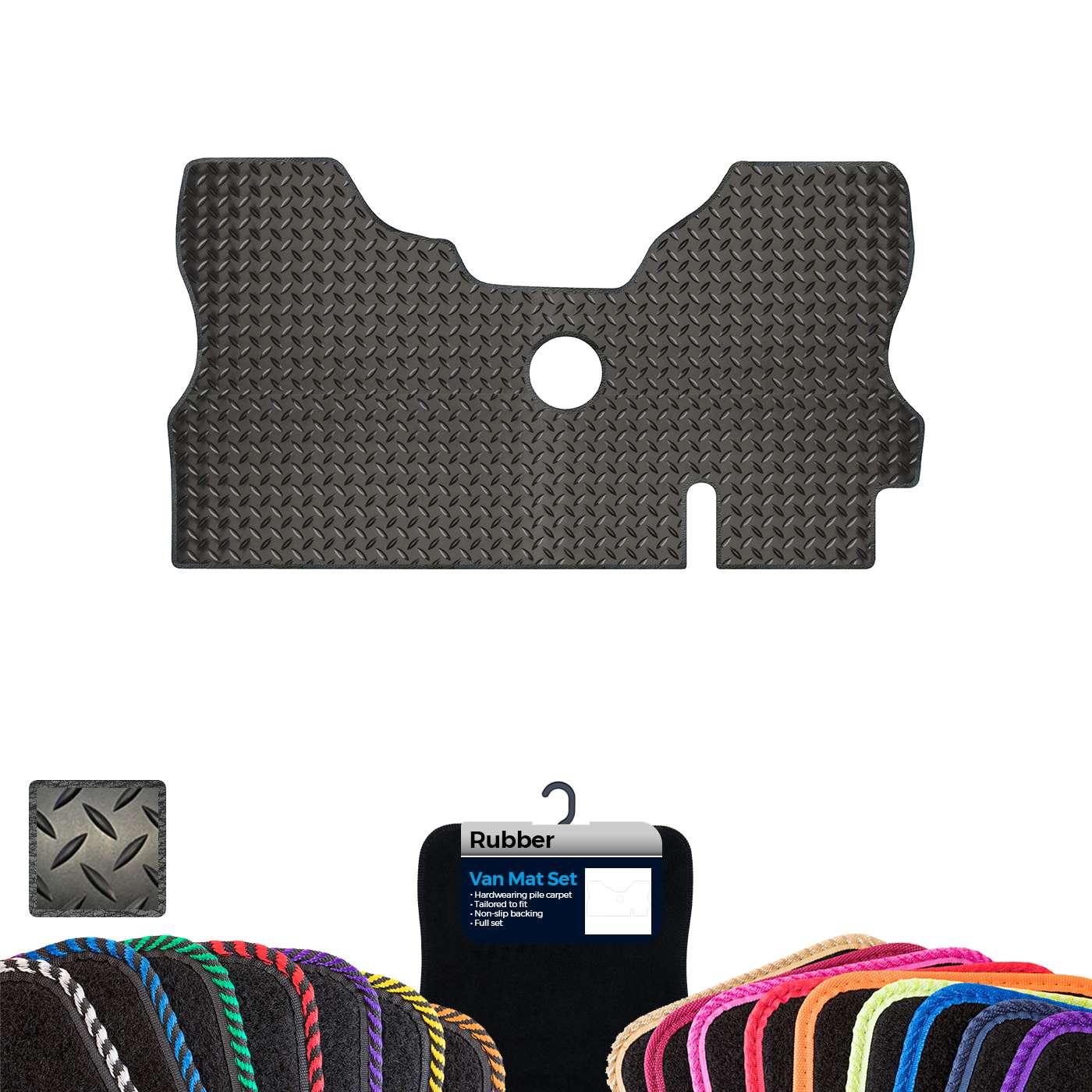 Fußmatten Auto Autoteppich für Honda Accord 8 VIII Kombi 2008-2015 Set CASZA0101