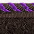 Purple / Black Stripe - £3.00