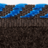 Blue / Black Stripe - £3.00
