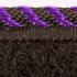 Purple / Black Stripe - £3.00